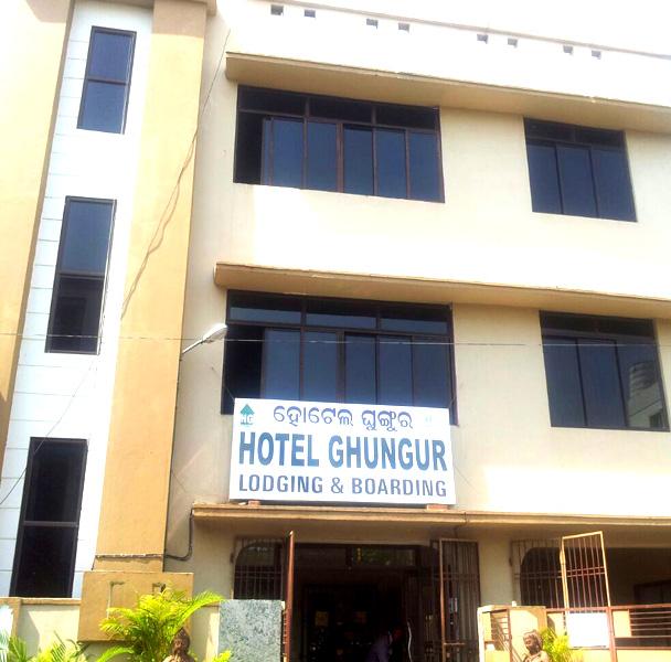 Hotel GHUNGUR, BHUBANESWAR